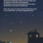 Flyer Lichtverschmutzung Seite 8 Rückseite
