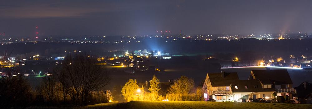 Gesetze in Bayern zur Lichtverschmutzung