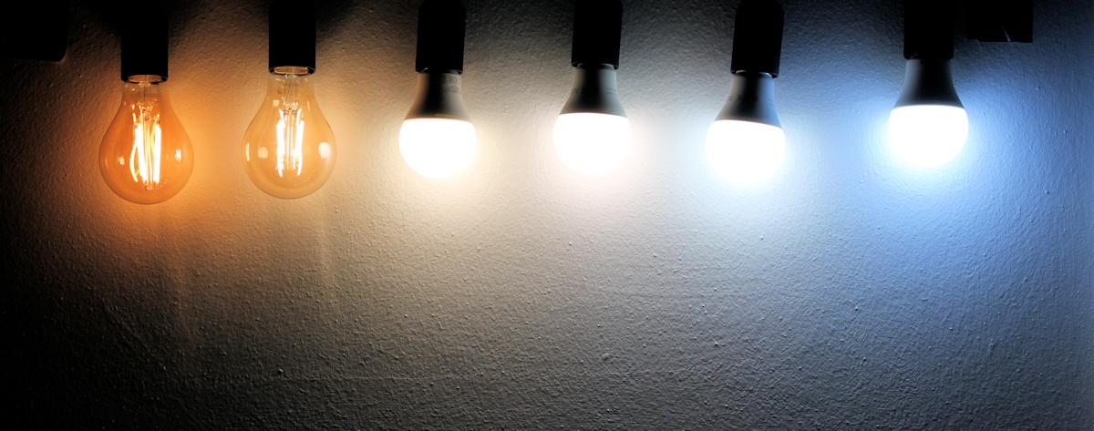 Reduzierung Lichtverschmutzung