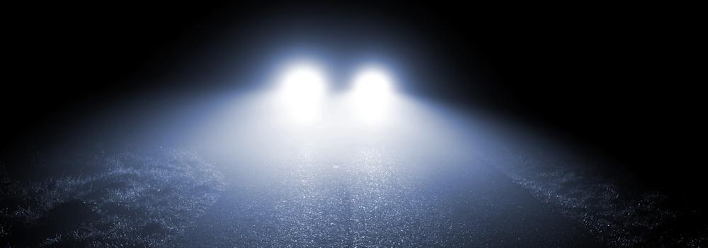 Grelle LED-Autoscheinwerfer sorgen für Blendung
