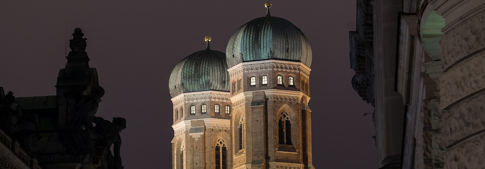 Lichtverschmutzung Kirchen Bayern Gesetz